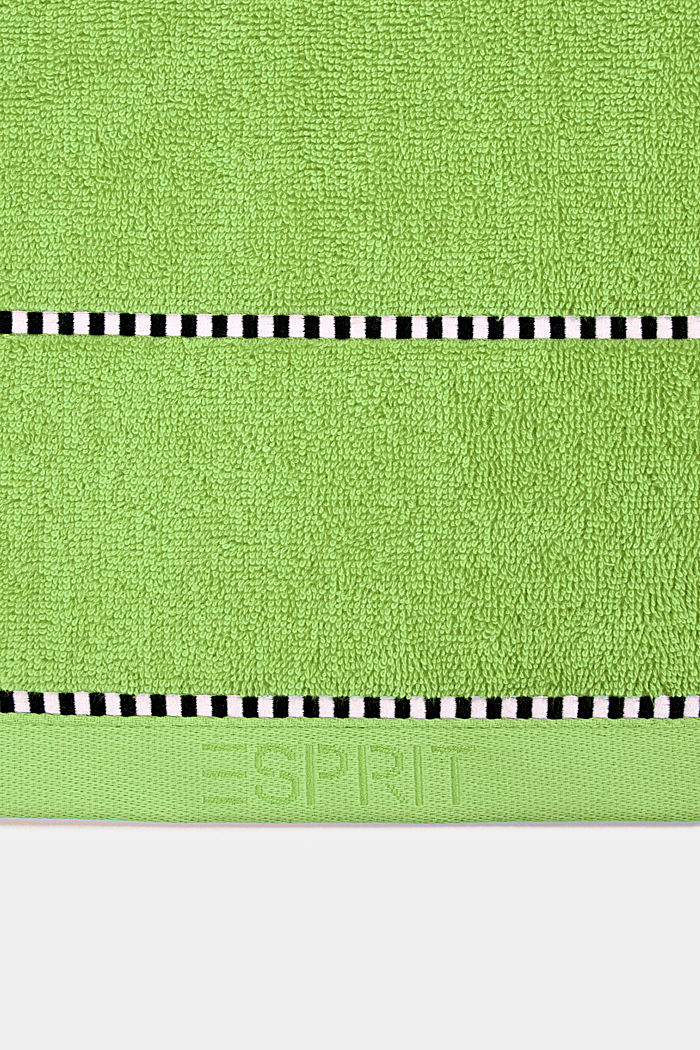 With TENCEL™: terry cloth towel collection, APPLE, detail image number 1