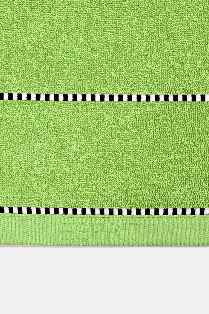 Met TENCEL™: handdoekenlijn van badstof, APPLE, detail image number 1