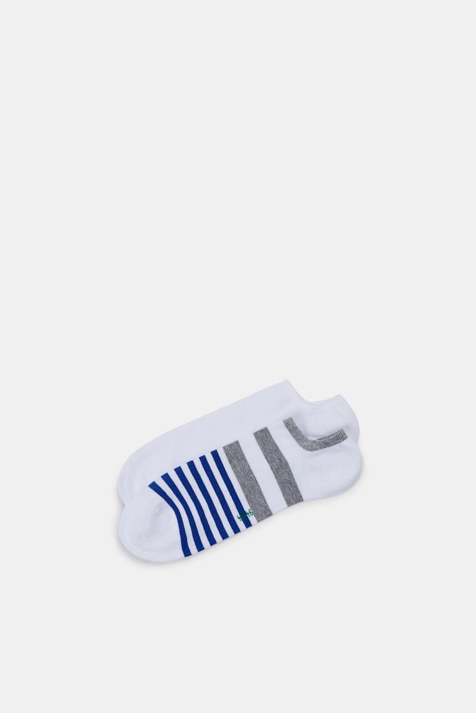Sneaker socks, WHITE, detail image number 0