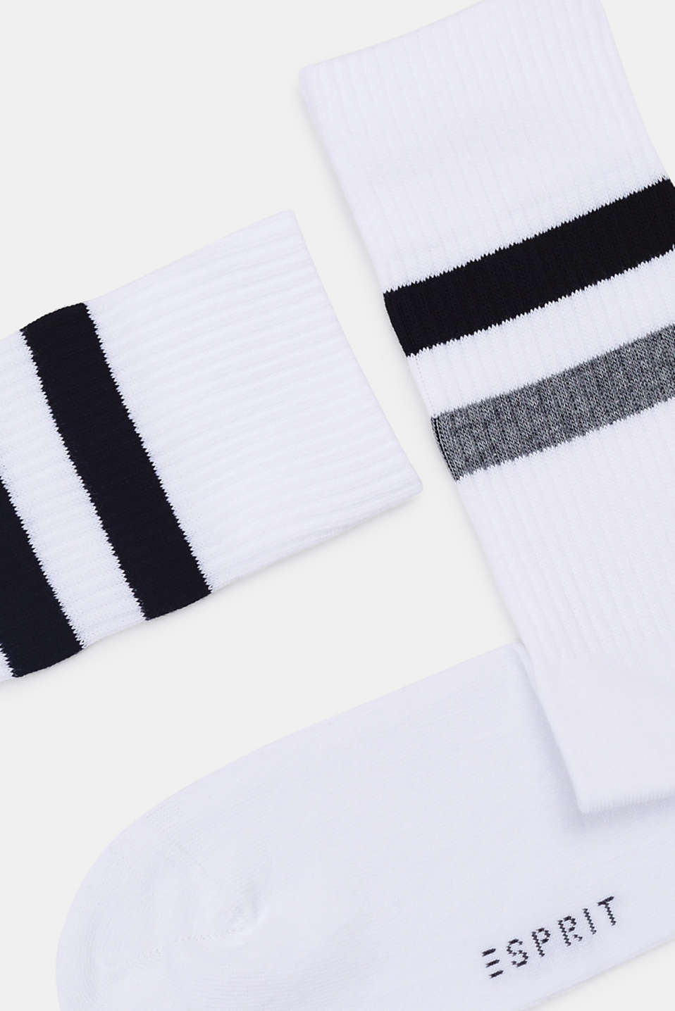Socks, WHITE, detail image number 1
