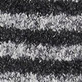 Chunky blended cotton socks, BLACK, swatch