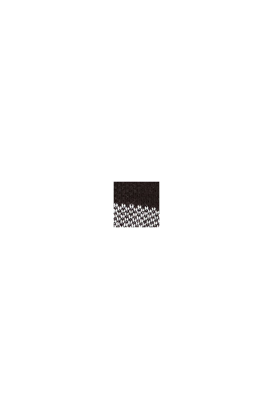 3er-Pack Sneaker-Socken aus Baumwoll-Mesh, BLACK, swatch