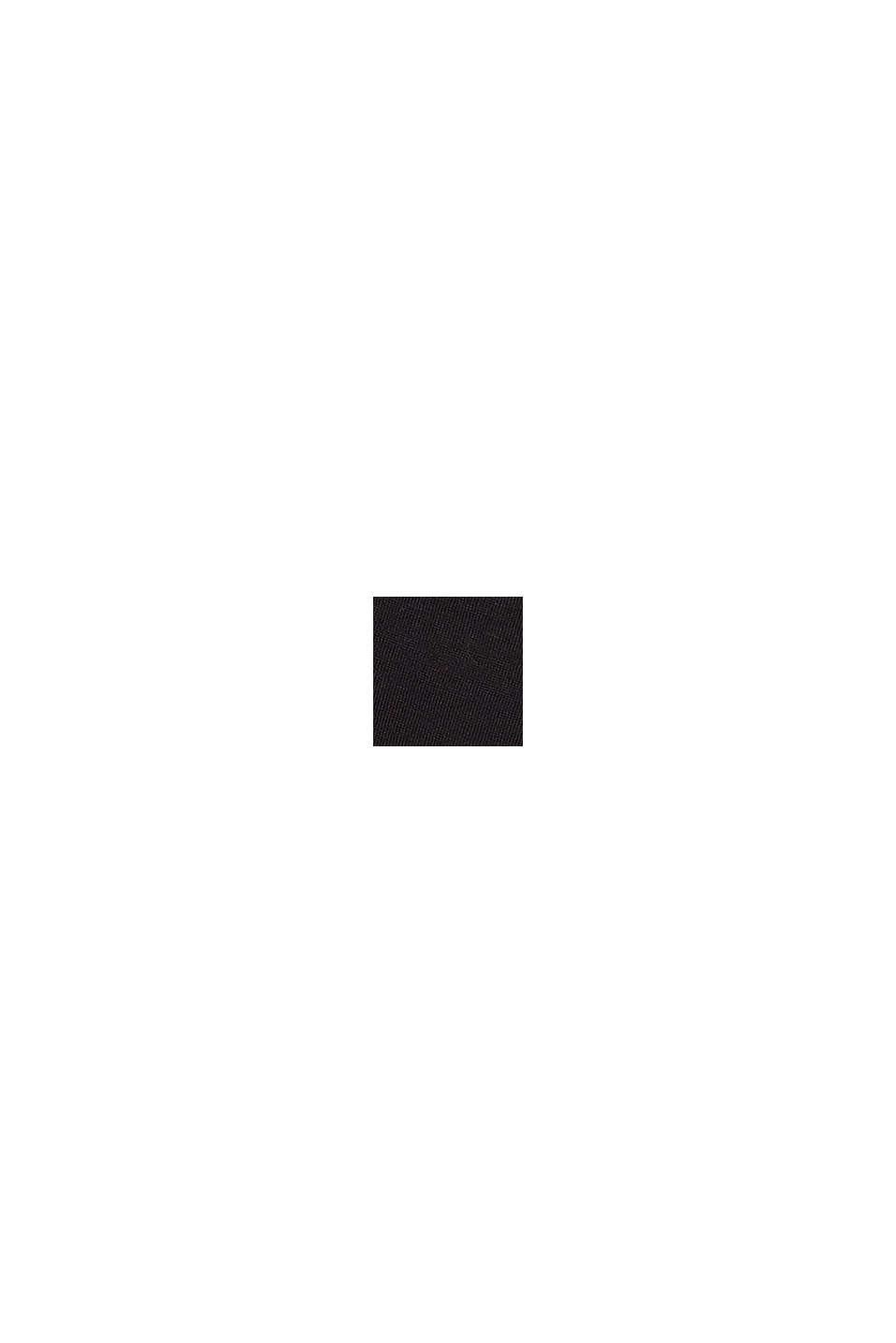 Finstickade strumpor med ny ull, 2-pack, BLACK, swatch