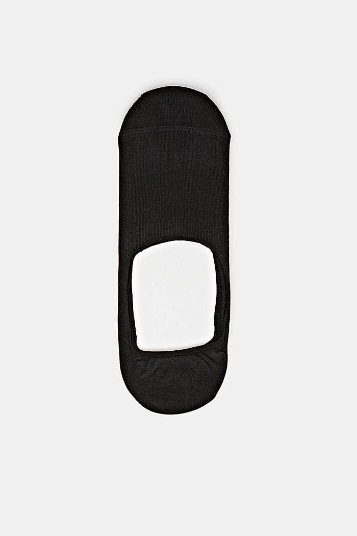 2er-Pack Füßling mit Anti-Slip, BLACK, detail image number 0