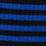 Double pack of blended cotton socks, DEEP BLUE, swatch