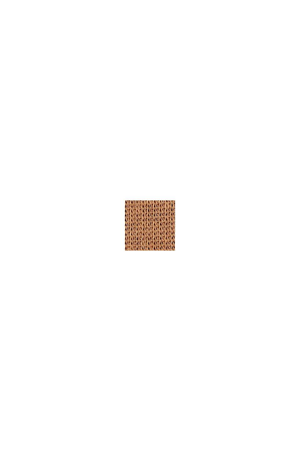 Calzini in confezione doppia, misto cotone biologico, SIENNA, swatch