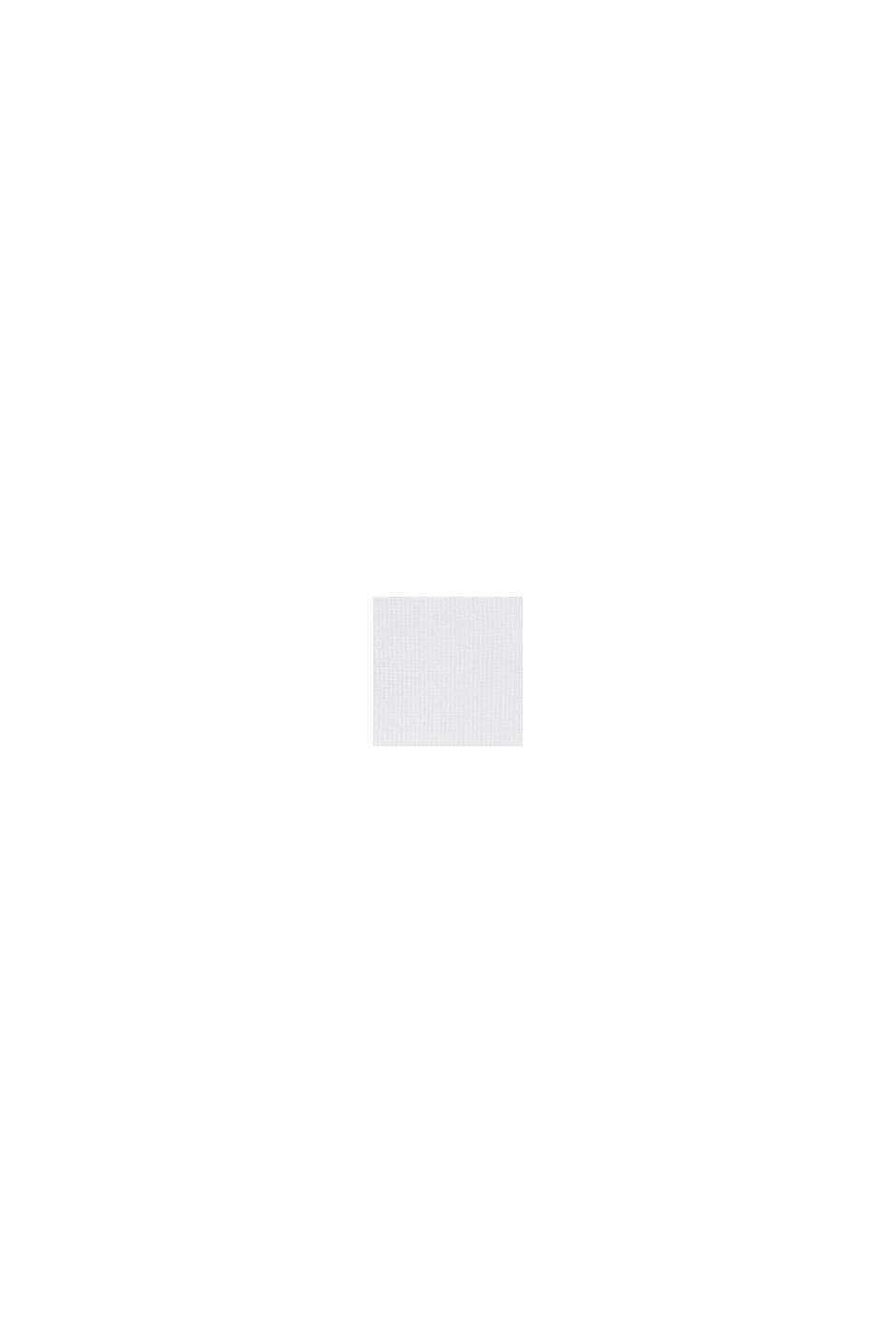 Strumpor i 2-pack med mjuk mudd, WHITE, swatch