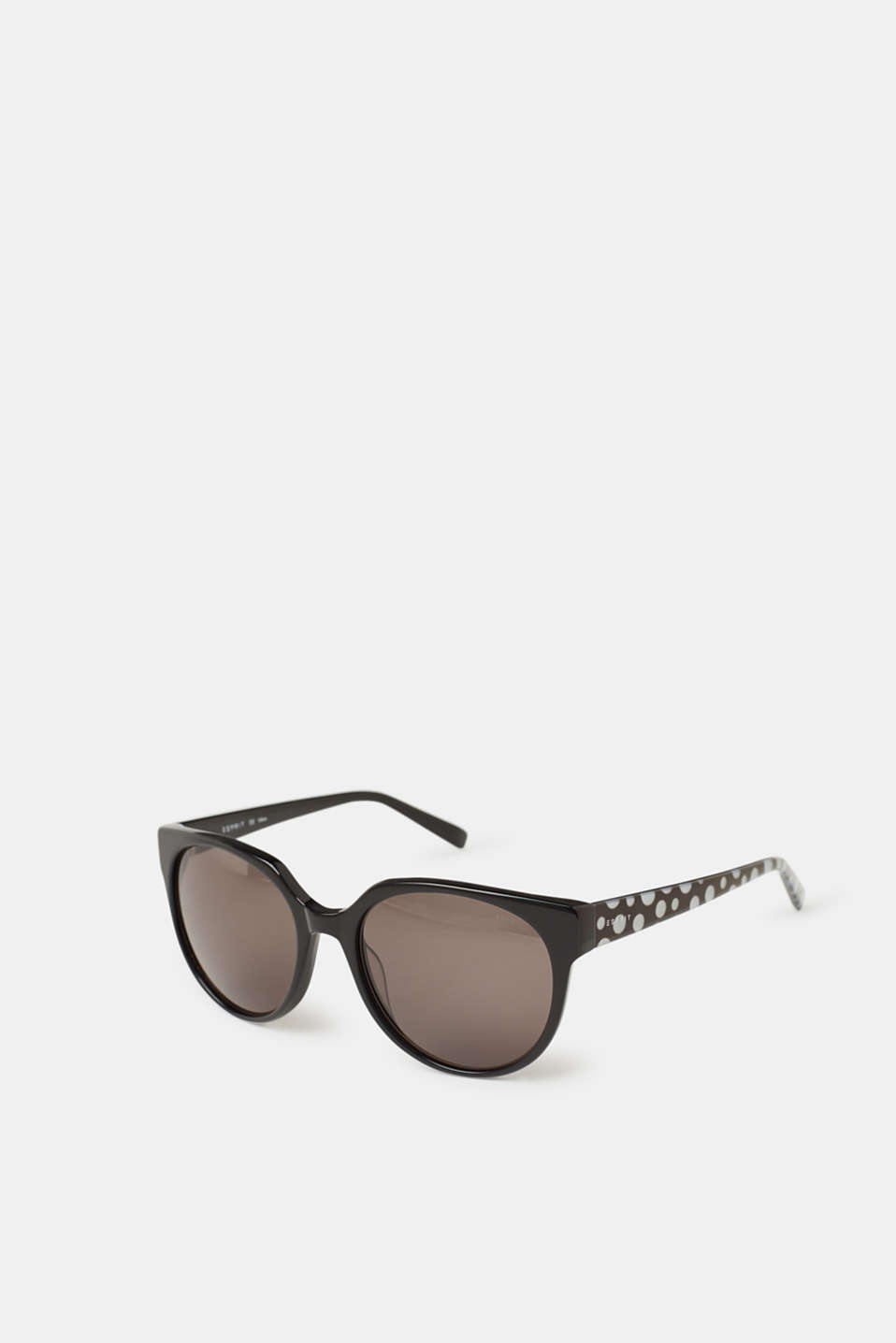 Esprit - Sunglasses with a polka dot pattern