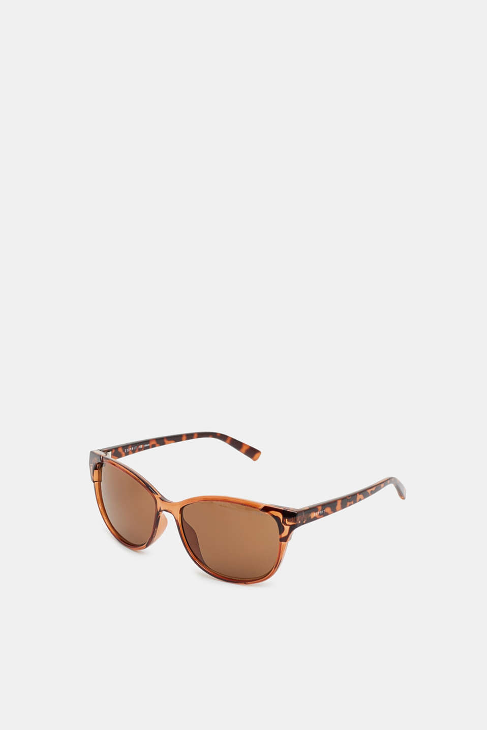 Esprit - Sunglasses with an animal pattern