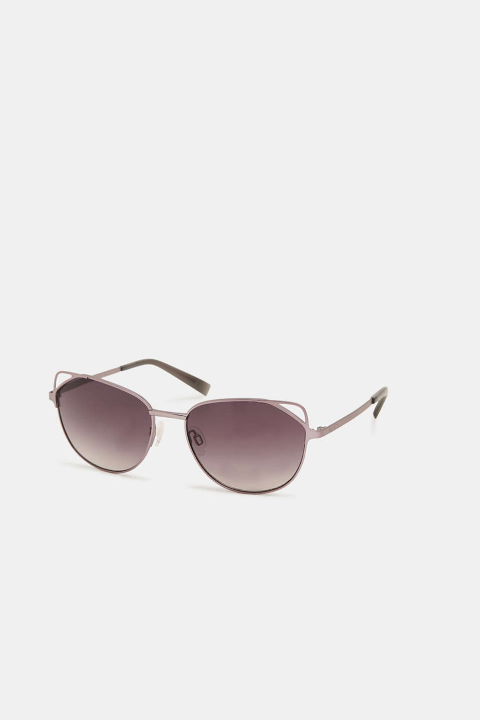 Esprit - Cat eye sunglasses with a wire frame