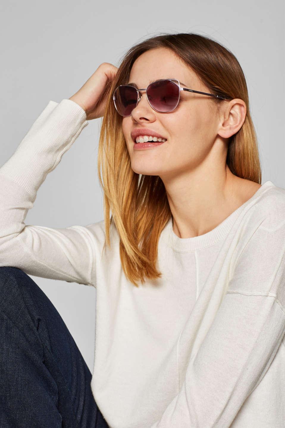 Sunglasses, VIOLET, detail image number 2