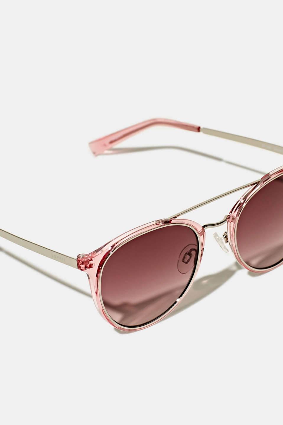 Sunglasses with metal details, LCROSE, detail image number 1