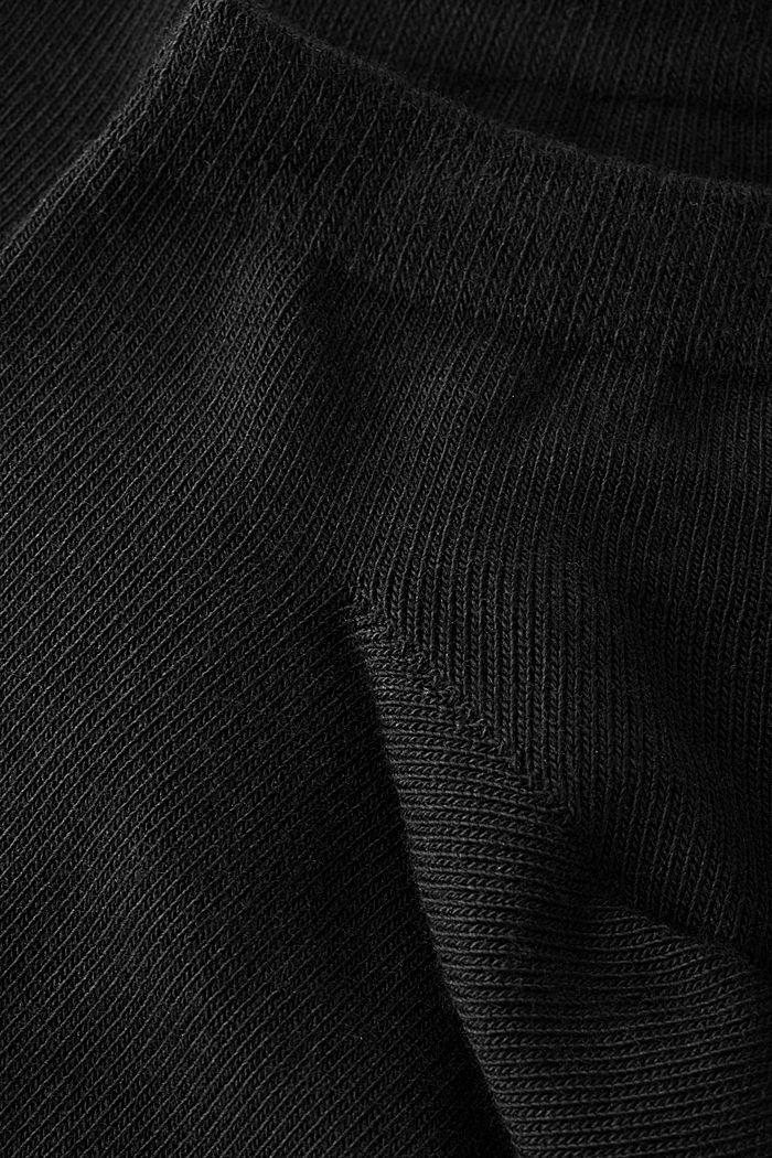 5er-Pack Sneaker-Socken aus Baumwoll-Mix, BLACK, detail image number 1