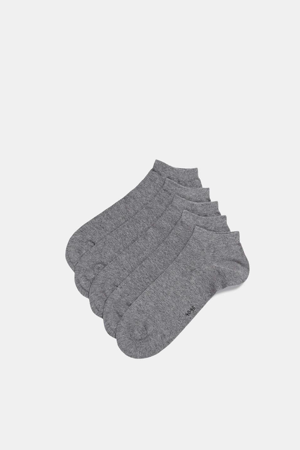 Esprit 5er Pack Sneaker Socken aus Baumwoll Mix im Online