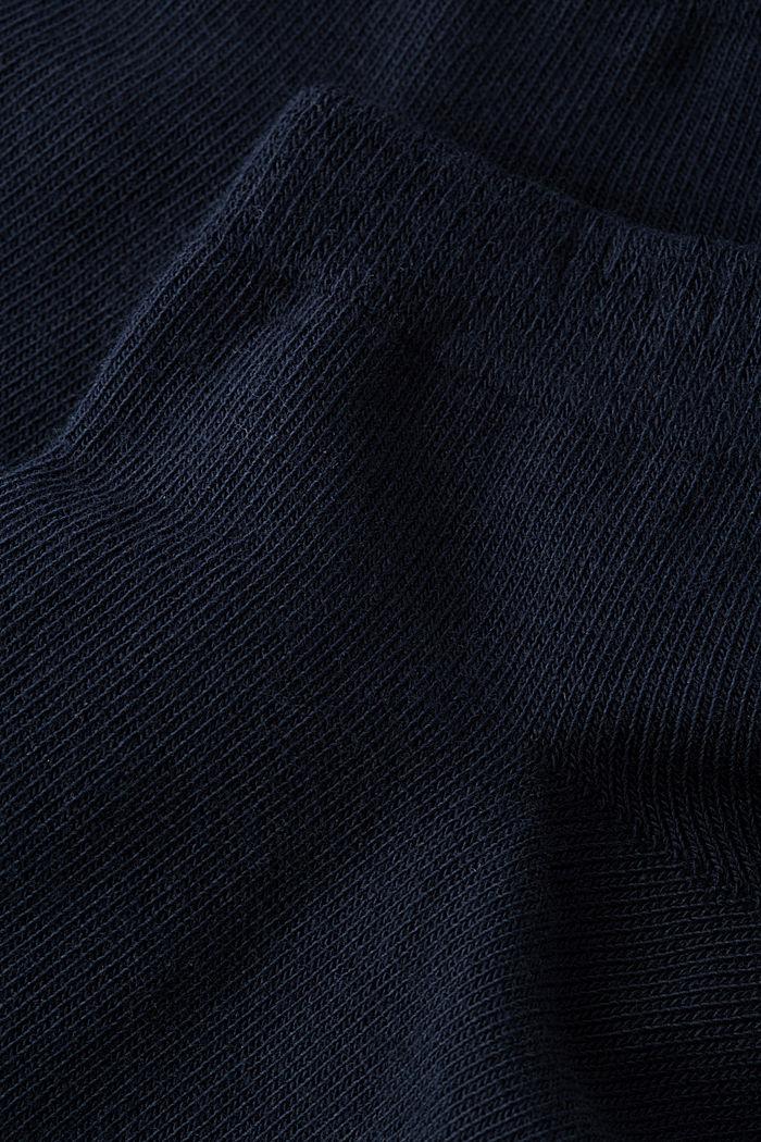 5er-Pack Sneaker-Socken aus Baumwoll-Mix, MARINE, detail image number 1