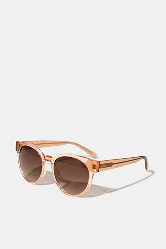 Sunglasses in a multi-coloured look