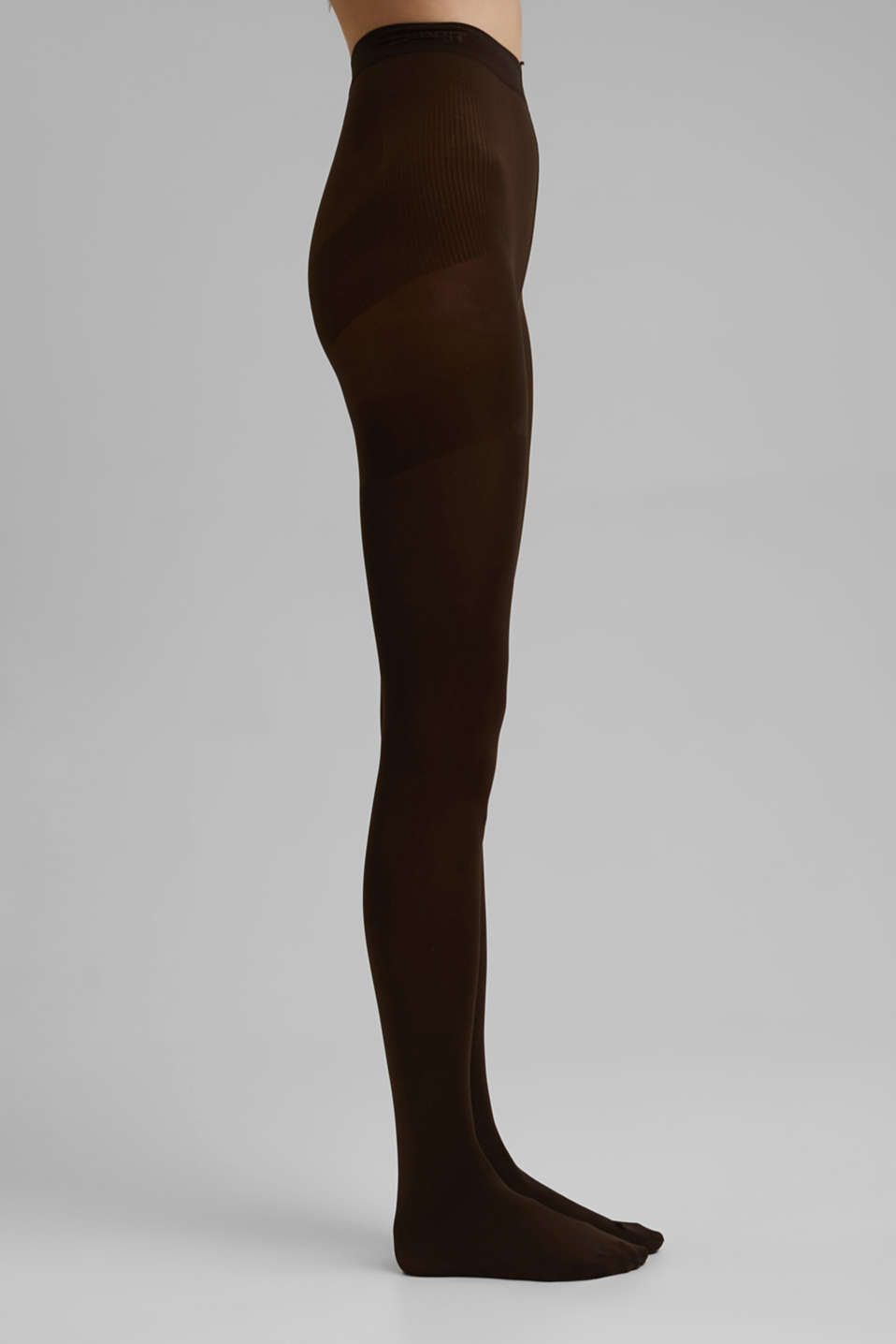 Esprit - Tights with a shaping effect, 80 den
