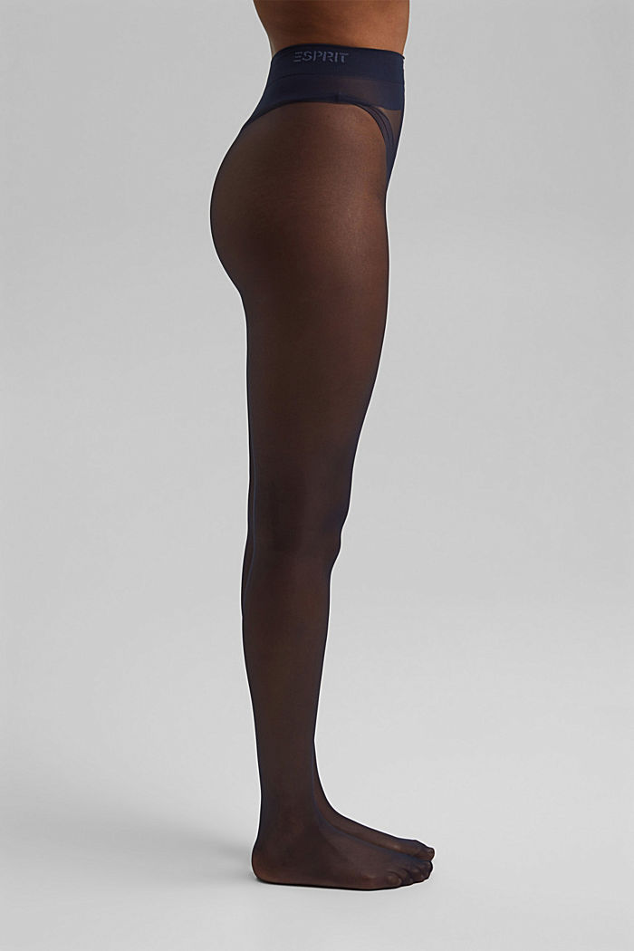 Sheer tights, 20 denier