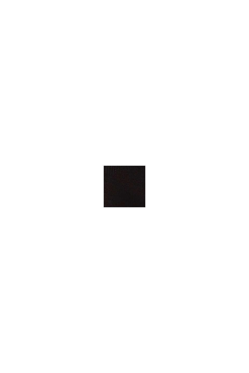 Collant coprenti con effetto modellante, 40 den, BLACK, swatch