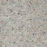 Strick-Strumpfhose aus Baumwoll-Mix, LIGHT GREY, swatch