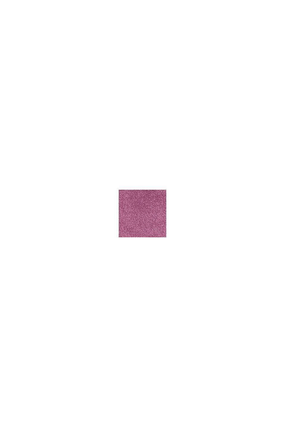 Met TENCEL™: handdoekenlijn van badstof, BLACKBERRY, swatch