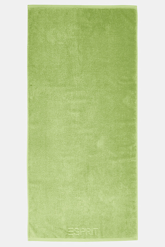 With TENCEL™: terry cloth towel collection, GREEN APPLE, detail image number 2