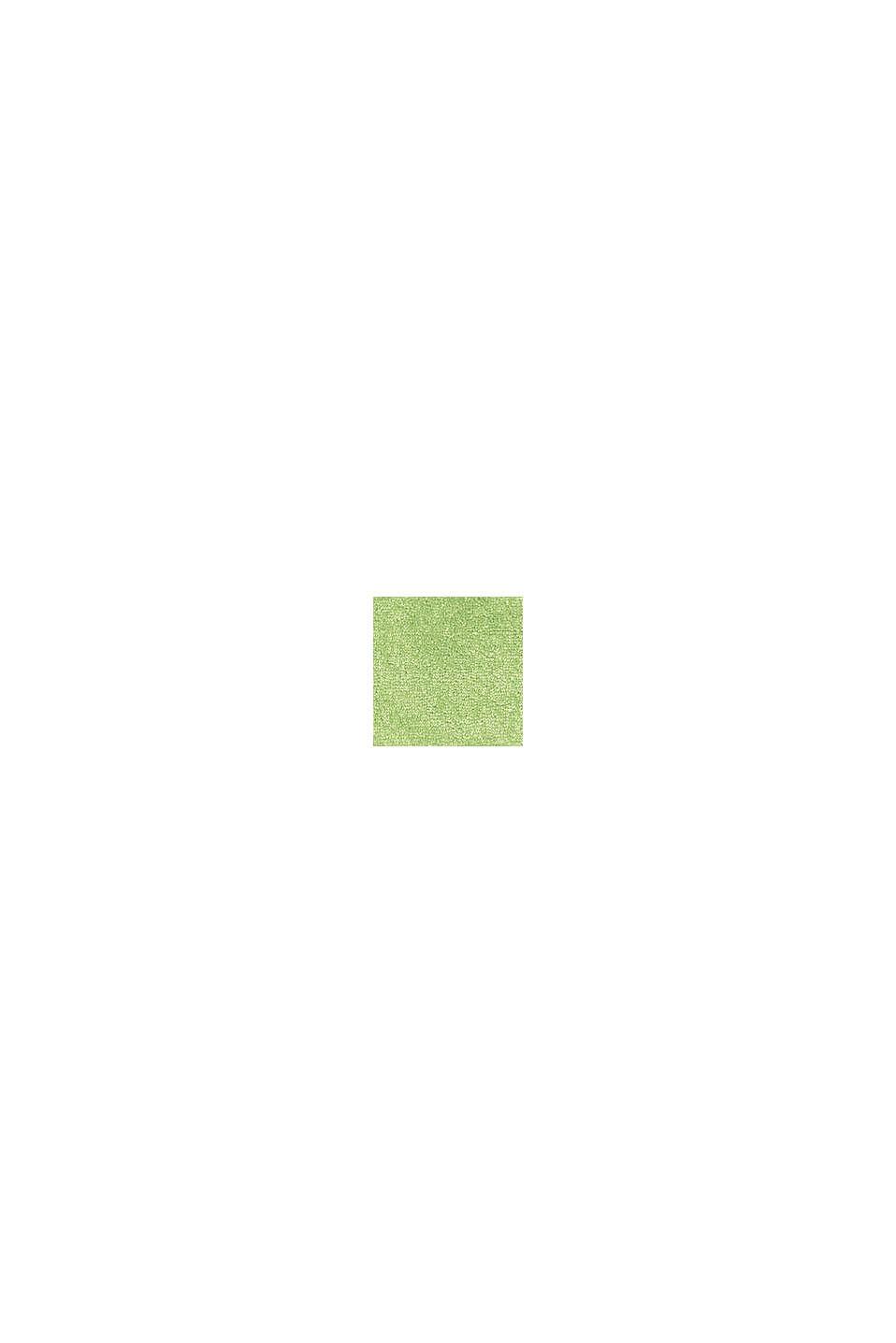 Met TENCEL™: handdoekenlijn van badstof, GREEN APPLE, swatch