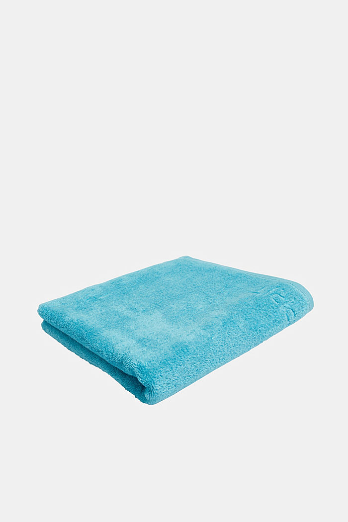 Mit TENCEL™: Handtuch-Serie aus Frottee, TURQUOISE, detail image number 2