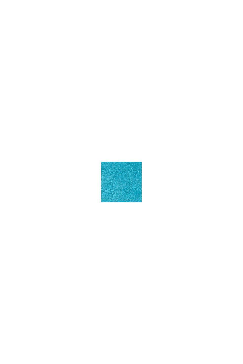 Mit TENCEL™: Handtuch-Serie aus Frottee, TURQUOISE, swatch
