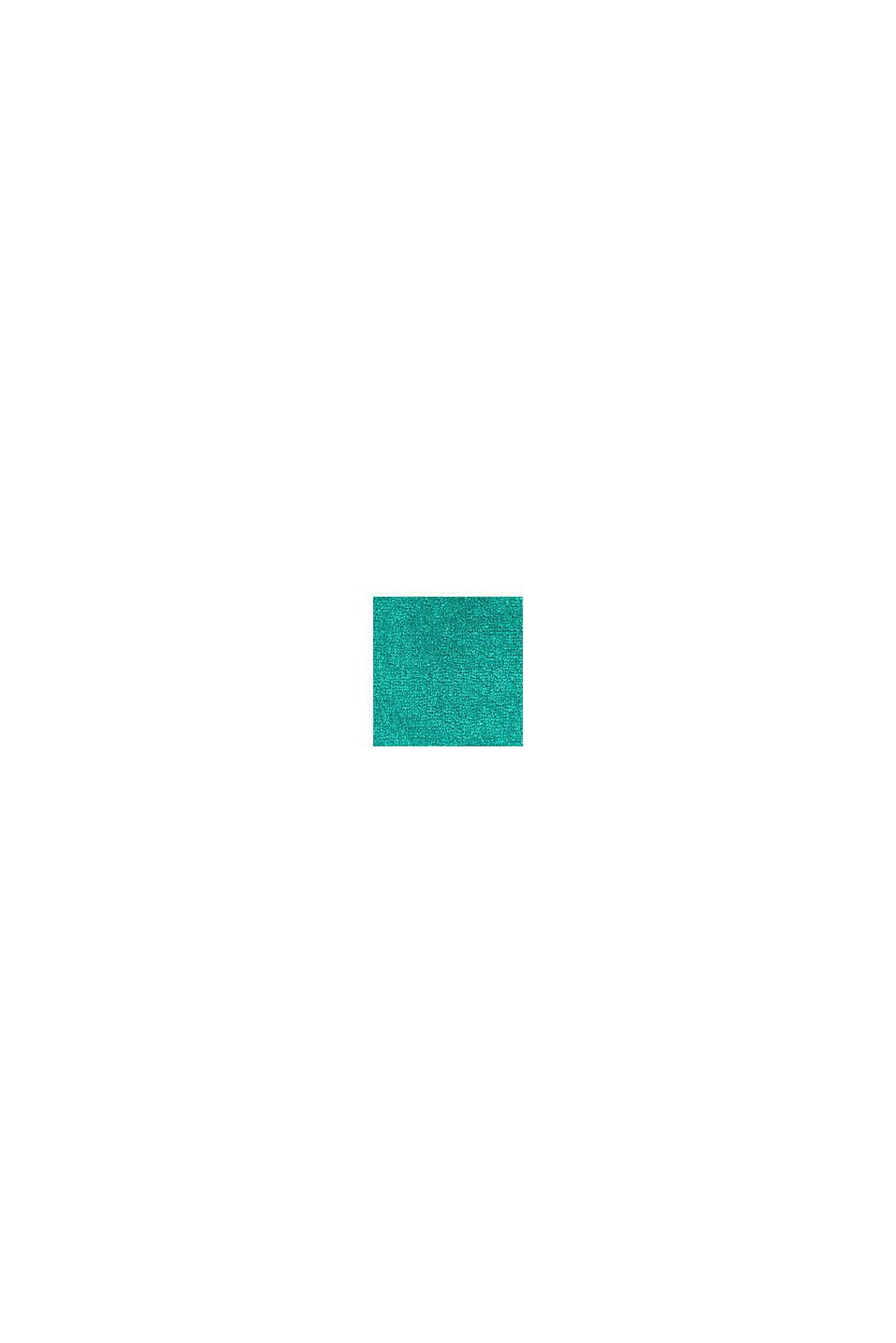 Met TENCEL™: handdoekenlijn van badstof, OCEAN TEAL, swatch