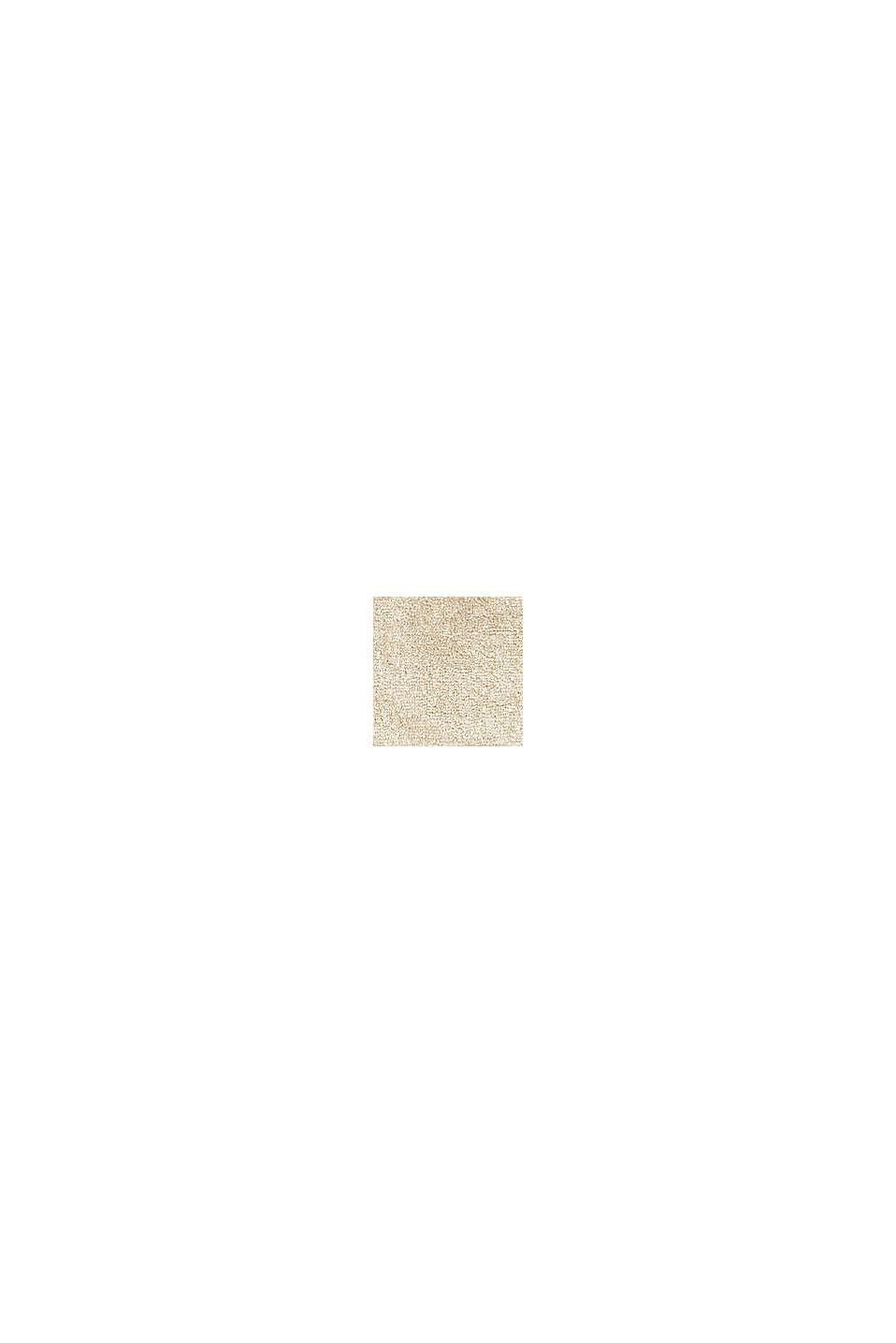 Met TENCEL™: handdoekenlijn van badstof, SAND, swatch