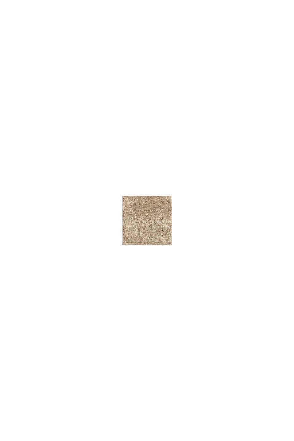 Mit TENCEL™: Handtuch-Serie aus Frottee, MOCCA, swatch