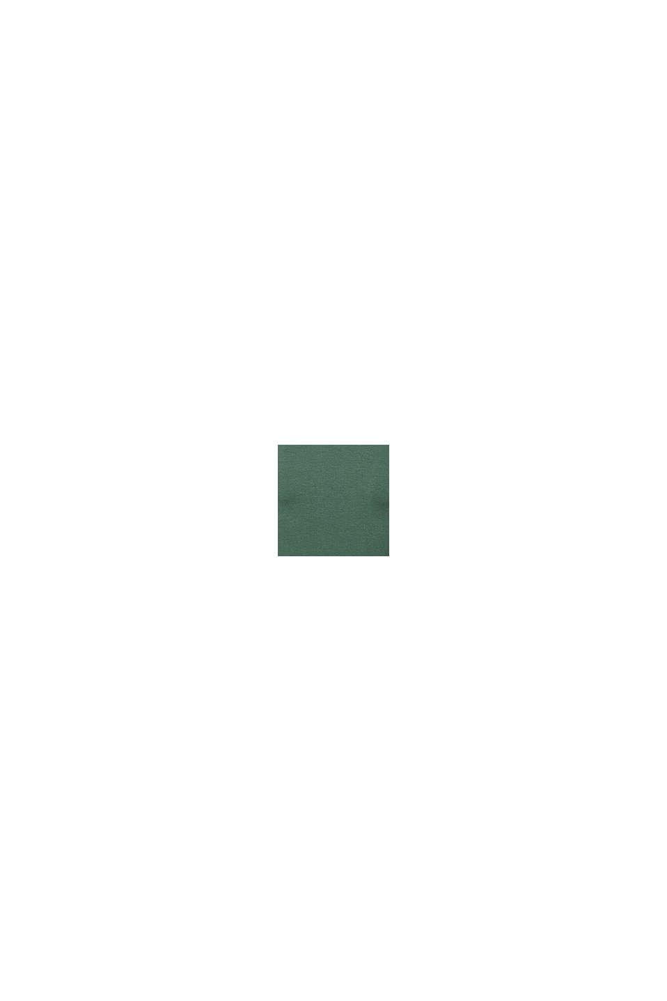 Top mit Stillfunktion, LENZING™ ECOVERO, VINYARD GREEN, swatch