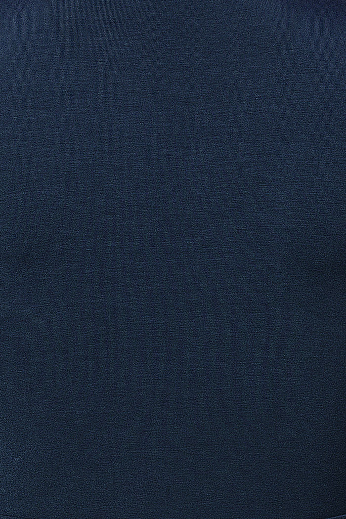 Top mit Stillfunktion, LENZING™ ECOVERO, NIGHT BLUE, detail image number 3
