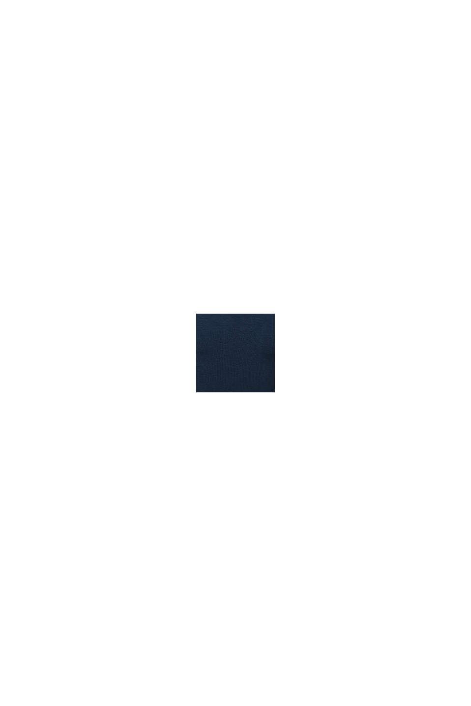 Top mit Stillfunktion, LENZING™ ECOVERO, NIGHT BLUE, swatch