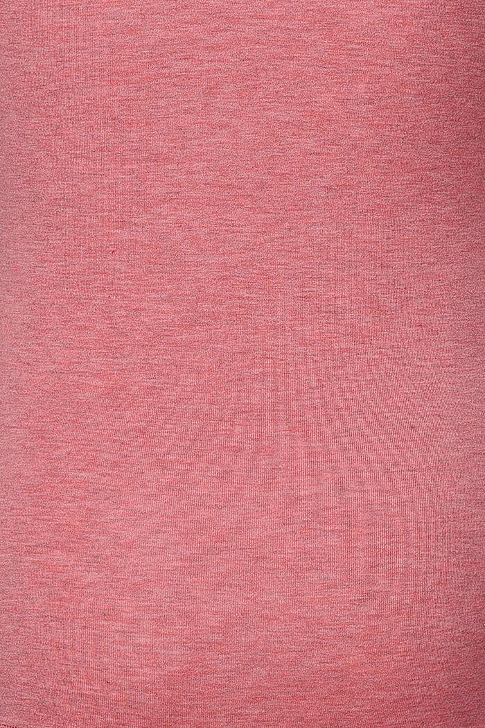 Lagdelt shirt med ammefunktion, ROSE SCENT, detail image number 3