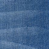 Stretch-Jeans mit Überbauchbund, BLUE LIGHT WASHED, swatch