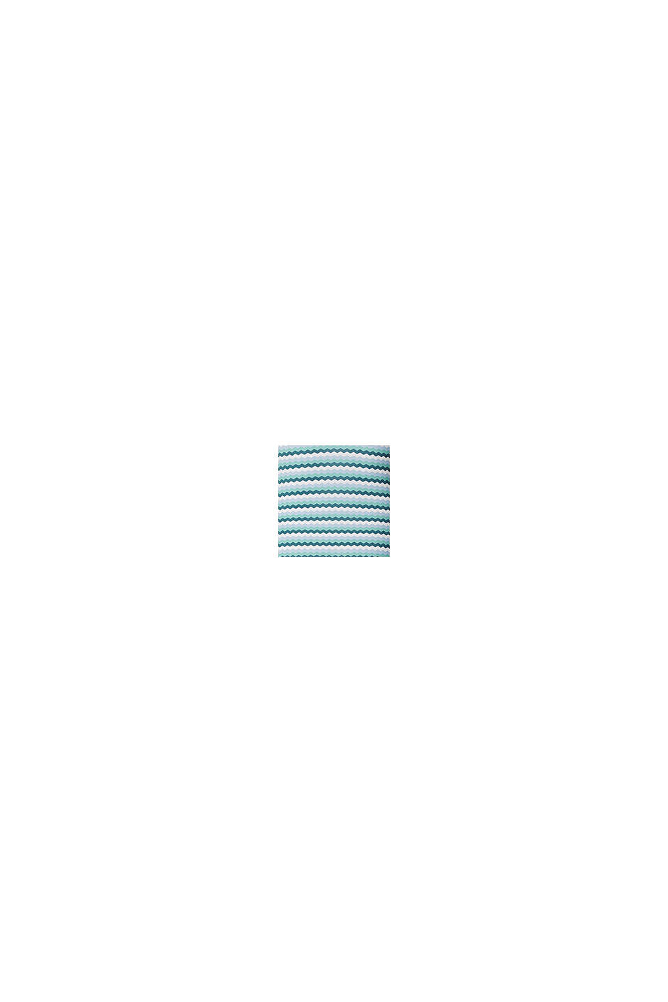 Kuviollinen uimapuku, topatut kupit, LIGHT BLUE, swatch