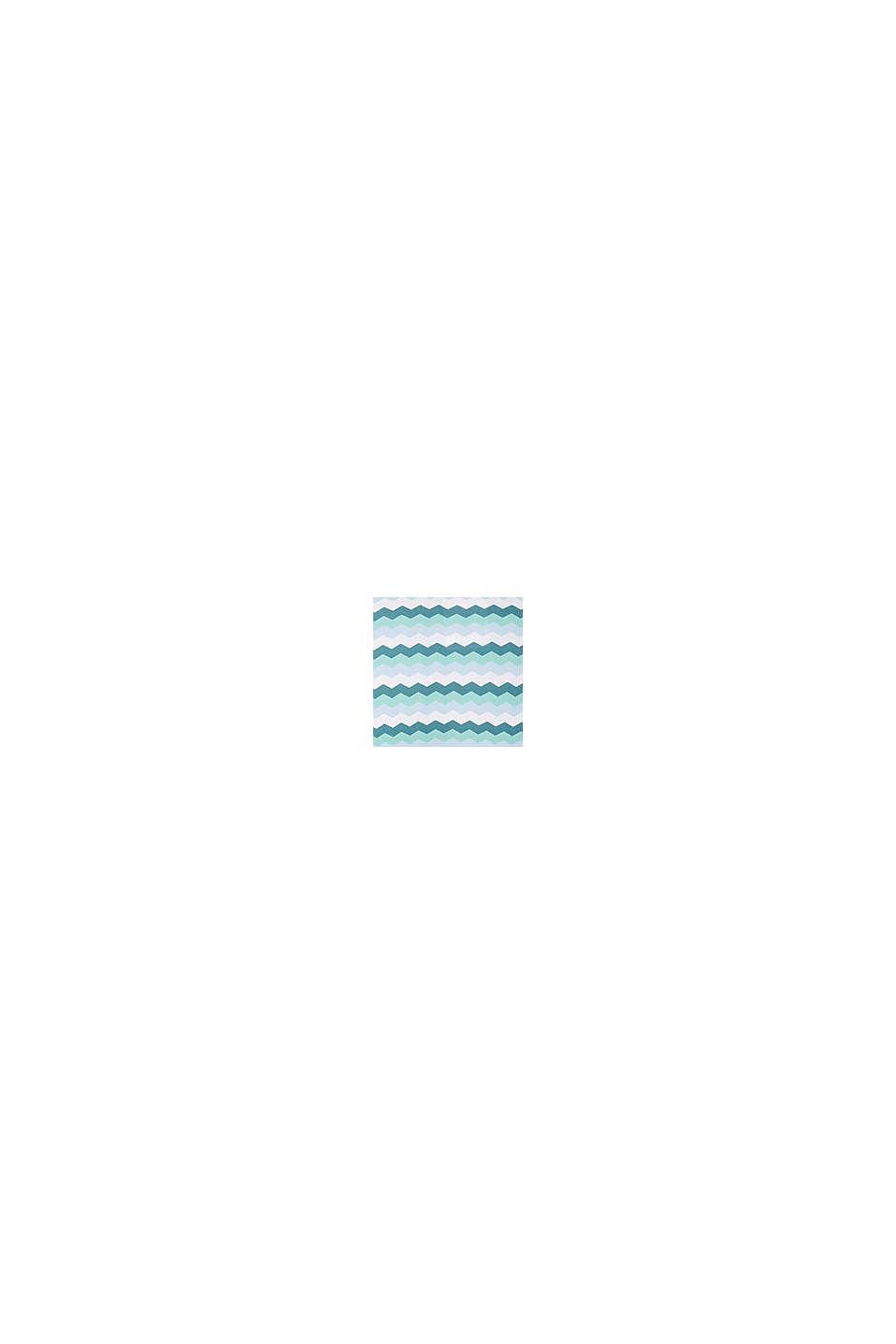 Siksak-kuvioiset housut, LIGHT BLUE, swatch