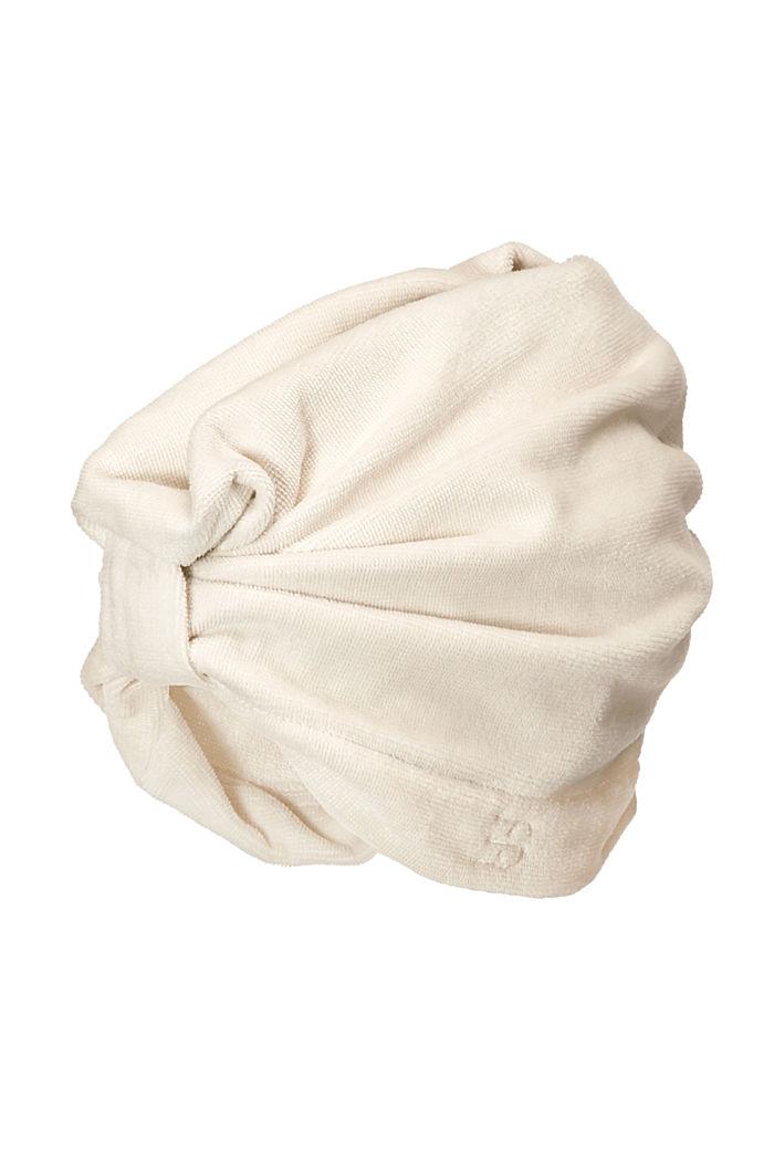 Turbante en 100% algodón, SAND, detail image number 0