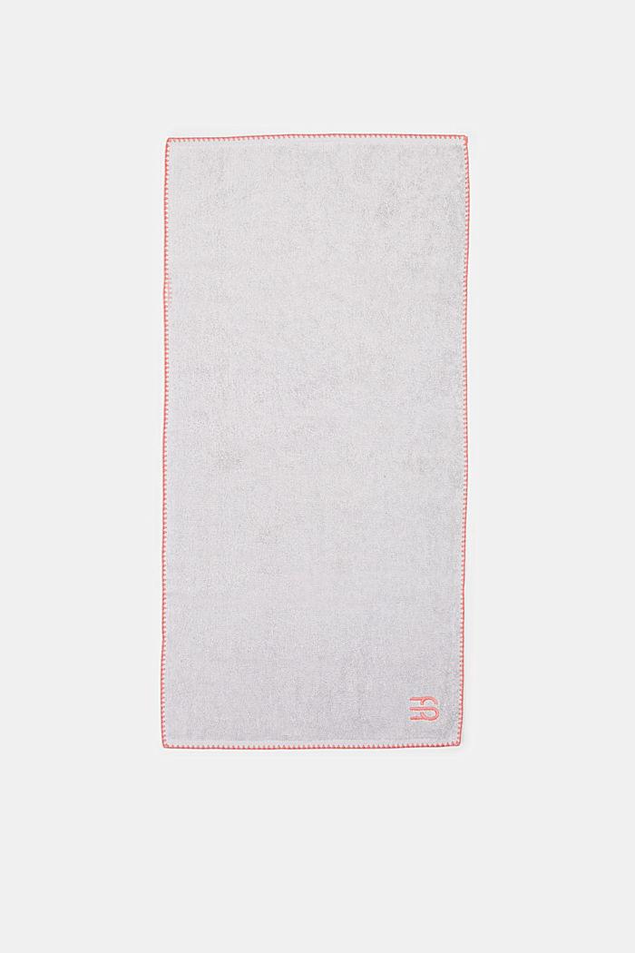 Handtuch aus 100% Baumwolle, STONE, detail image number 0