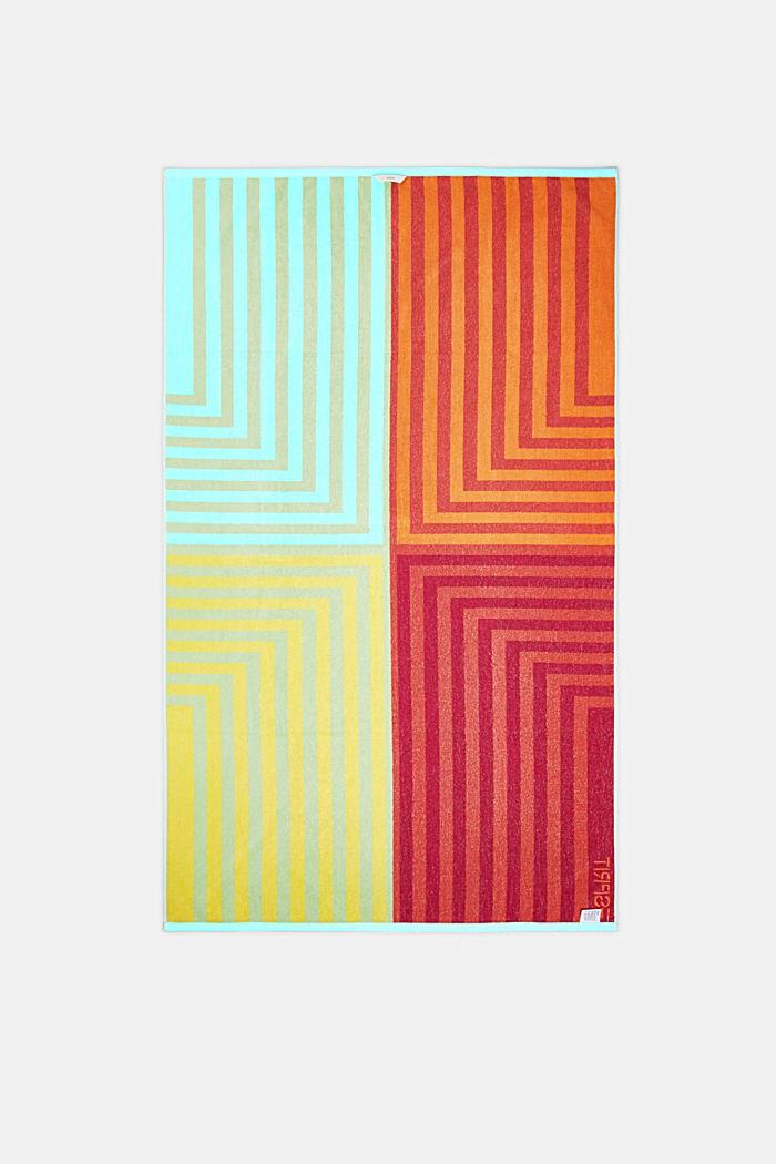 Strandhåndklæde af 100% bomuld, FIRE, detail image number 2
