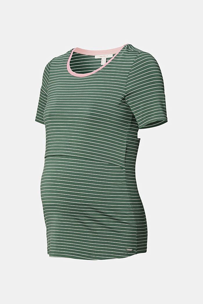 T-Shirt mit Stillfunktion, LENZING™ ECOVERO™