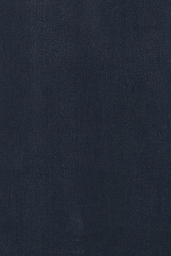 Still-Kleid mit Gummibund aus 100% Lyocell, NIGHT SKY BLUE, detail image number 1