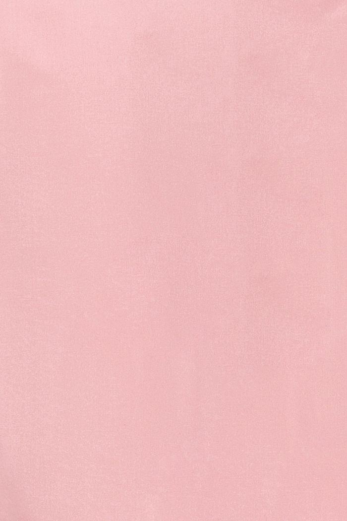 Plissee-Kleid mit Stillfunktion, ROSE BRICK, detail image number 3