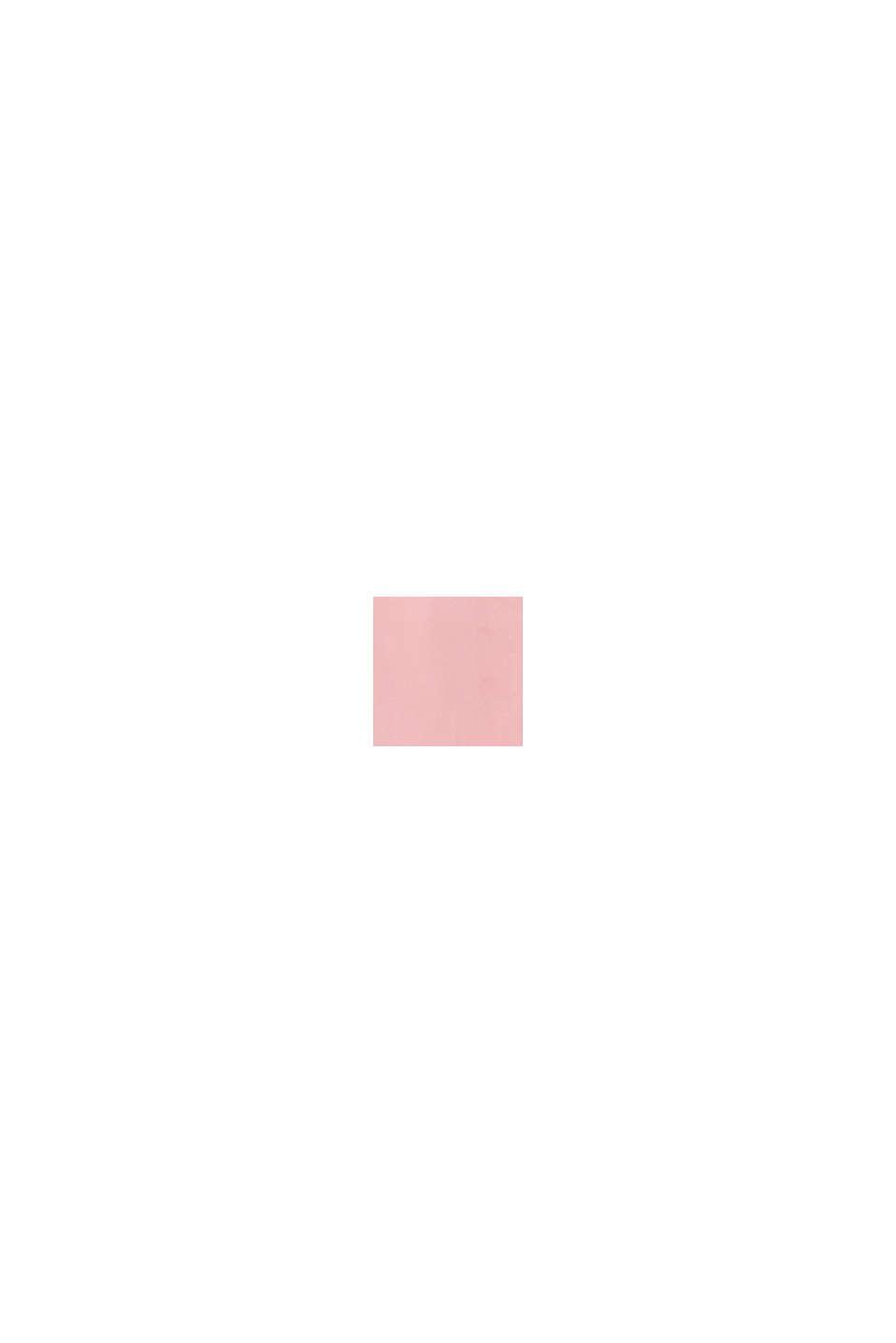 Plissee-Kleid mit Stillfunktion, ROSE BRICK, swatch