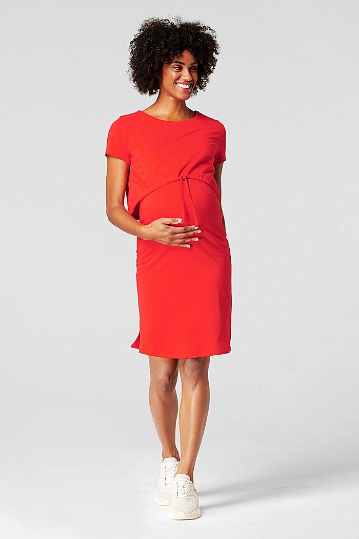 Layer-Kleid mit Stillfunktion, Organic Cotton