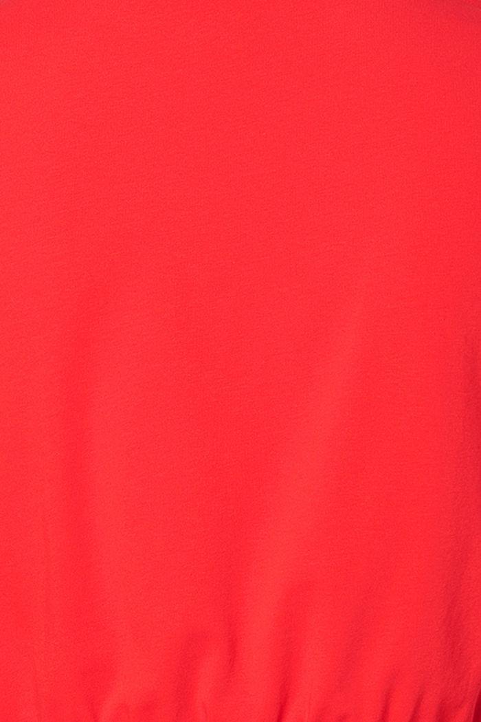Layer-Kleid mit Stillfunktion, Organic Cotton, RED, detail image number 5