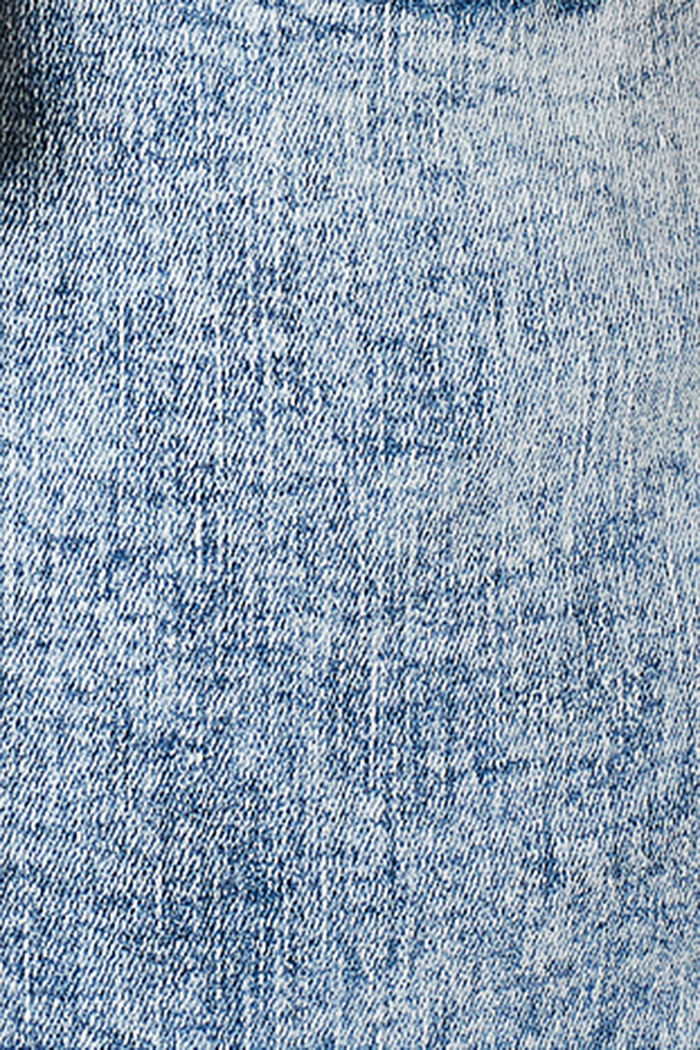 Vaqueros tobilleros con faja premamá, LIGHT WASHED, detail image number 2