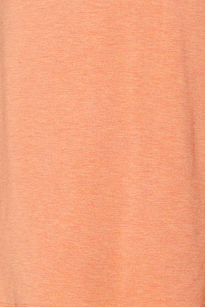 Jersey-Top mit geknoteten Trägern, ORANGE DUSK, detail image number 2